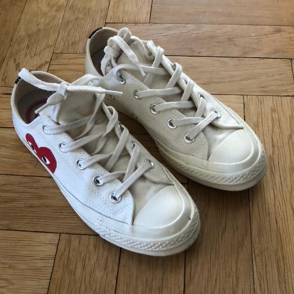 Garons Low Top Sneakers Sz6   Poshmark
